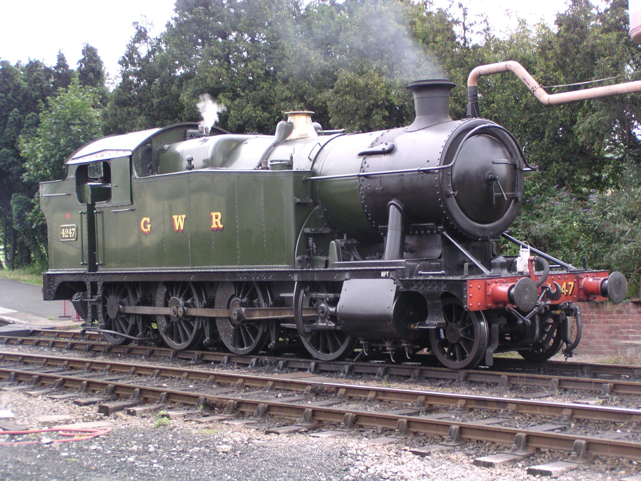 bodmin wenford steam train cornish pilgrimage